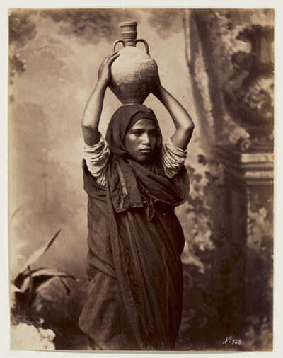 Hippolyte Arnoux, 'Fellah Woman', 1875-1890