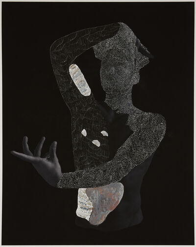 Nate Lewis, 'Signaling 40', 2020