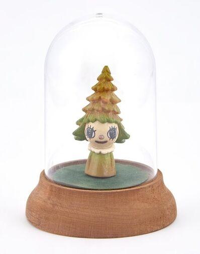 Yoshitomo Nara, 'Mini Mori Girl', 2012