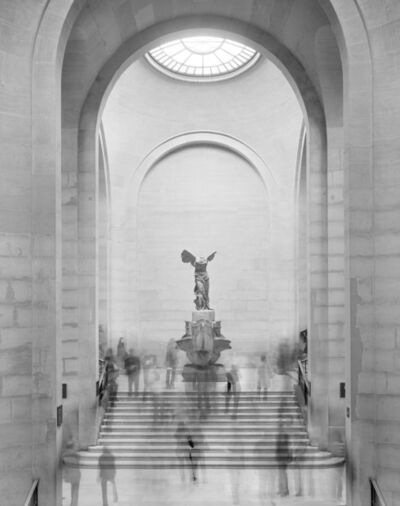 Matthew Pillsbury, 'Winged Victory, The Louvre', 2008