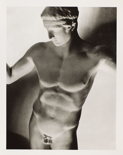 Horst P. Horst, 'Classic Greek Statue, Paris', 1932