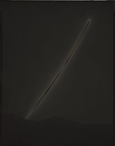 Chris McCaw, 'Sunburned GSP#833 (Mojave)', 2015