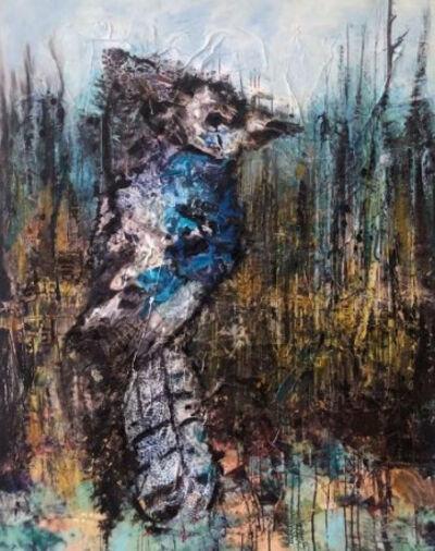SylT, 'Blue Jay', 2021