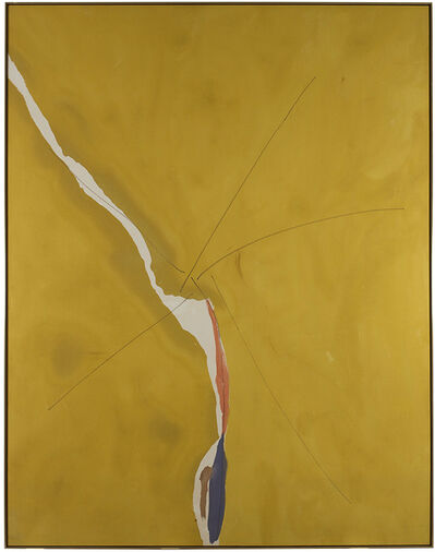 Helen Frankenthaler, 'Sesame', 1970