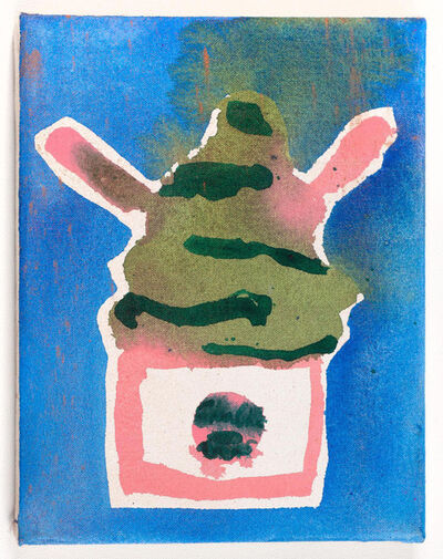 Katherine Bernhardt, 'Untitled', 2019