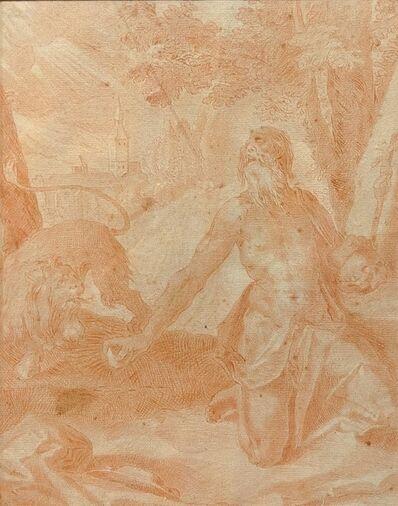 Unknown Artist, 'Saint Jerome in the Desert', Late 17th Century