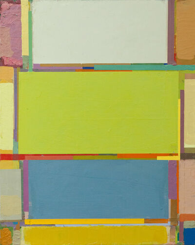 Benjamin Appel, 'Möbel und Schranken 82 家具和边界 82', 2014