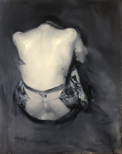 Zhang Haiying, 'Back No.1', 2019