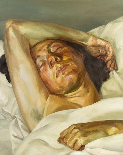 Tai-Shan Schierenberg, 'Sleeping Lynn', 1999