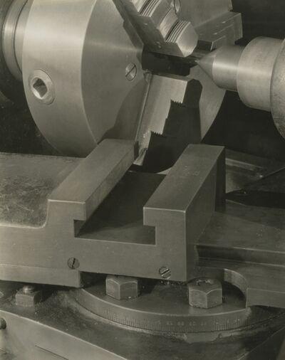 Paul Strand, 'Lathe, Akeley Machine Shop, New York', 1923