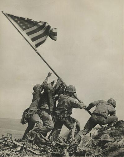 Joe Rosenthal, 'Raising The Flag On Iwo Jima', February 23-1945