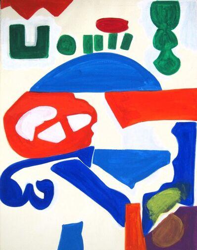 Shirley Jaffe, 'Untitled #50'