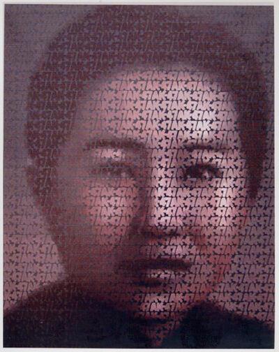 Zhang Dali, 'Ak-47 (43)', 2003