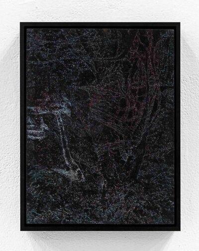 Santiago Giralda, 'Árbol negro', 2019
