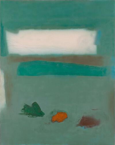 Esteban Vicente, 'Around', 1984