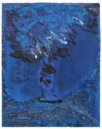 Yin Zhaoyang 尹朝阳, 'Blue', 2016