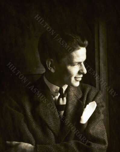 Unknown, 'Frank Sinatra - Looking out', ca. 1940