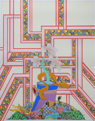 Tenzing Rigdol, 'Across Many Eons', 2019