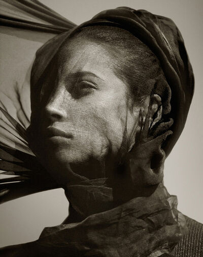 Albert Watson, 'Christy Turlington, Luxor, Egypt', 1987