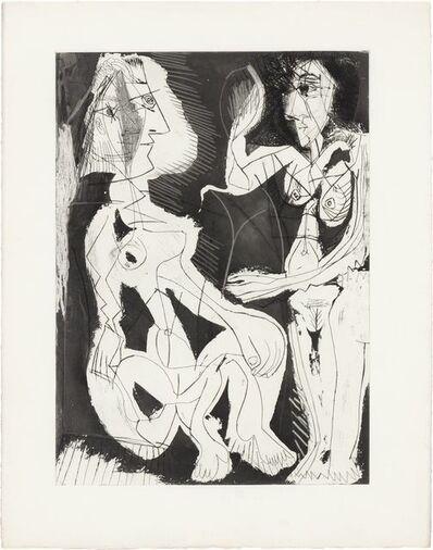 Pablo Picasso, 'Sable Mouvant (Bloch 1185)'
