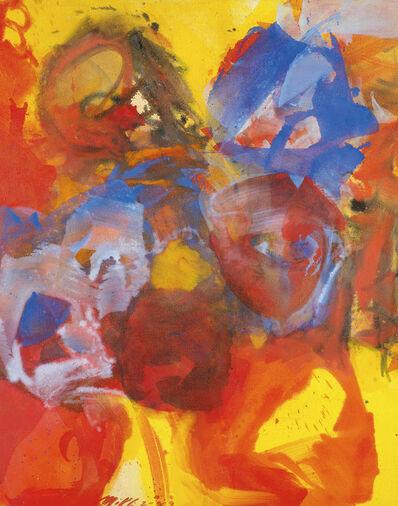 Josef Mikl, 'Conversation', 2003-2004