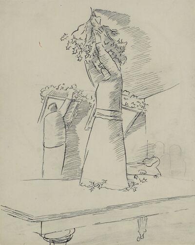 Stanley Spencer, 'Hanging Holly', 1926