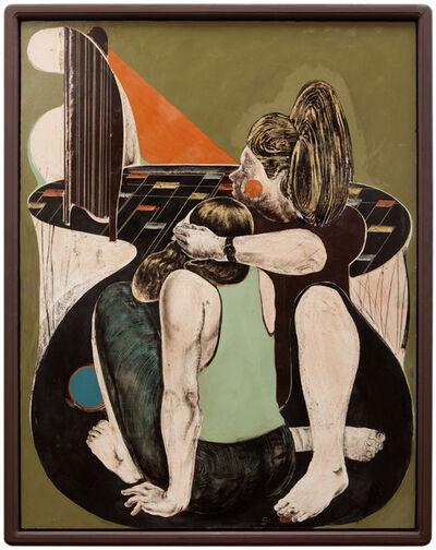 Alex Feuerstein, 'augen zu (eyes closed)', 2016