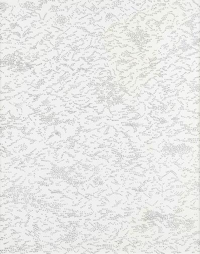 Dadamaino, 'Lettera 15 dell'alfabeto della mente', 1981