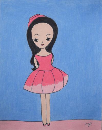 Jenny Chan, 'A Ballerina', 2019