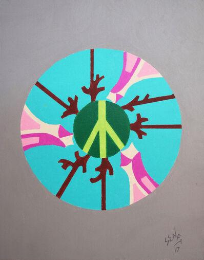 Barry Senft, 'Peace', 2017
