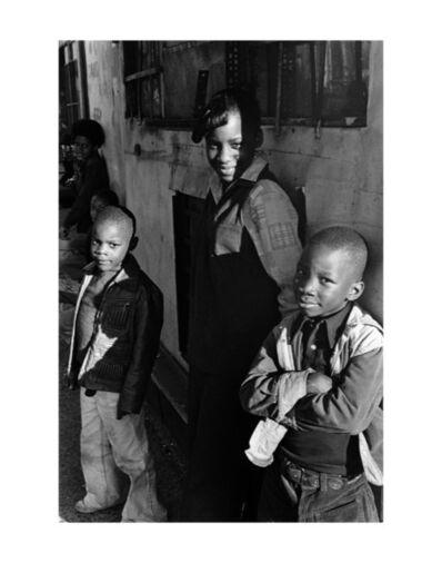 Dawoud Bey, 'Five Children, Harlem, NY', ca. 1976