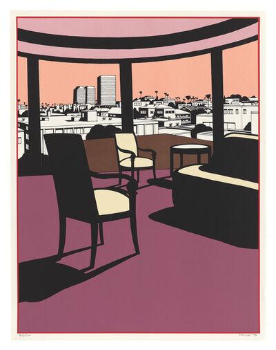 Ken Price, 'Western Sunset', 1993