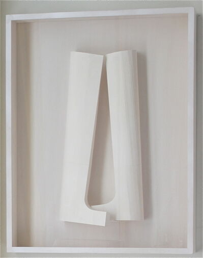 Manfred Müller, 'White Prelude sculpture', 2009