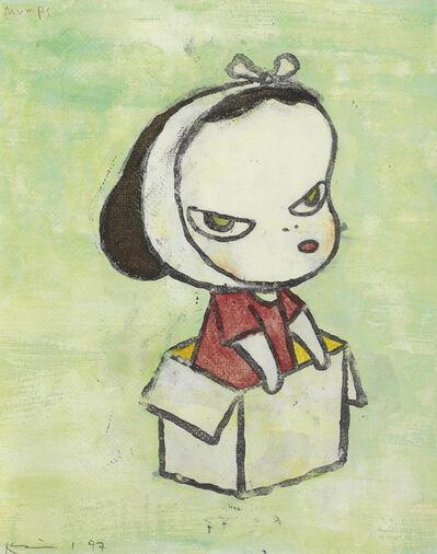 Yoshitomo Nara, 'Mumps', 1997