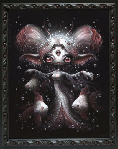 Yoko d'Holbachie, 'Fish Maiden's Dream', 2019
