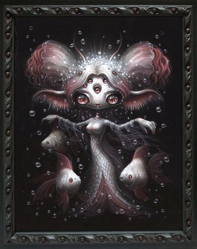 Yoko d'Holbachie, 'Fish Maiden's Dream', 2019