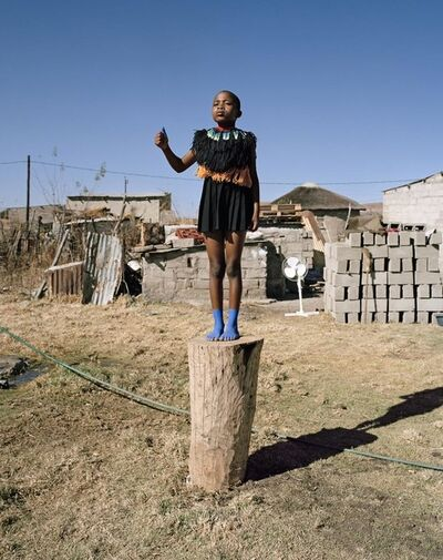 Namsa Leuba, 'Untitled VI, from the series Zulu Kids ', 2014