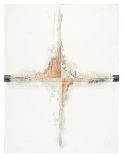 Noriyuki Haraguchi, 'Wall and Wire Rope 3', 2019