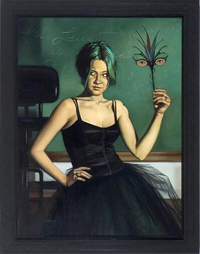 Margaret Morrison, 'Saint Lucy', 2005