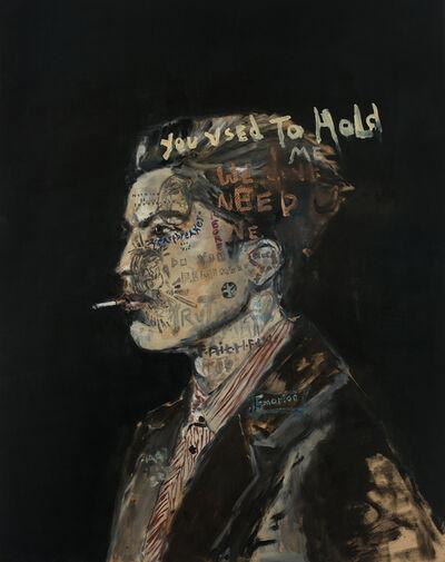 Sam Jackson, 'You Used To Hold Me', 2017