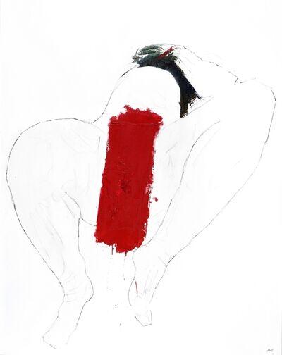Albana Ejupi, 'The origin of the world based on Gustave Courbet', 2017