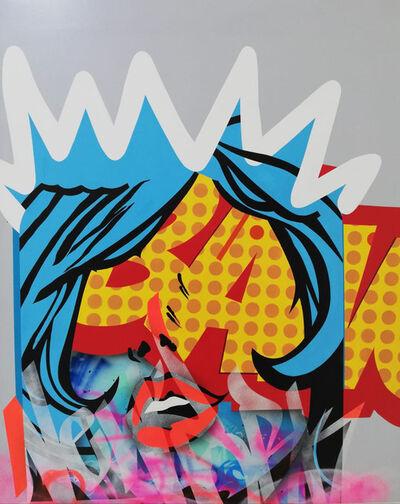 Sen2 (Sandro Figueroa), 'Vandalismo Asiático ', 2018