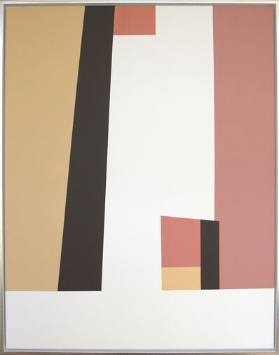 "Claudia Fauth, '""Simplicity Of Art S28""', 2019"