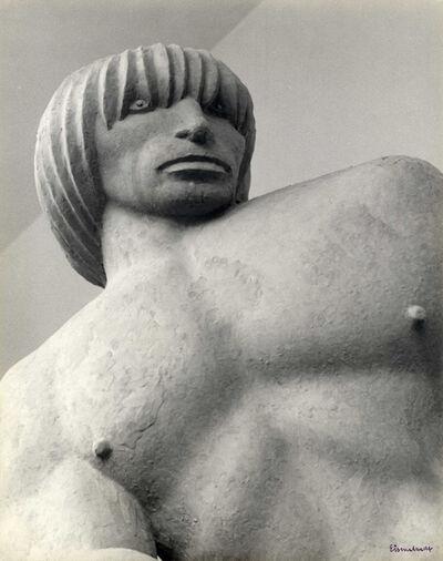 Alfred Eisenstaedt, 'Carl Milles Statue, Stockholm', 1932