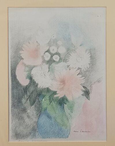 Marie Laurencin, 'Spring Colorful Flowers', 1928