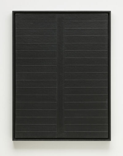 Tadaaki Kuwayama, 'Untitled' (Black)', 1961