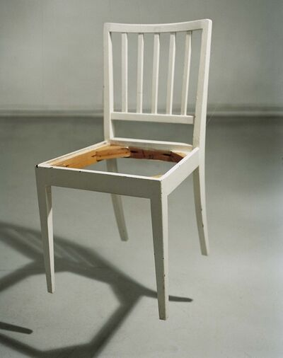 Annika von Hausswolff, 'Philosophical Chair', 2003