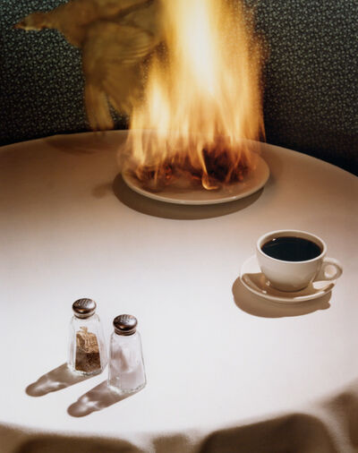 Jo Ann Callis, 'Salt, Pepper, Fire', 1980