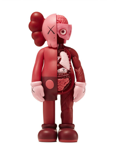 KAWS, 'Kaws Companion Flayed Blush (Open Edition)', 2017