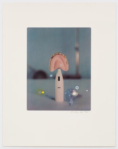 Richard Hamilton, 'The critic laughs', 1968